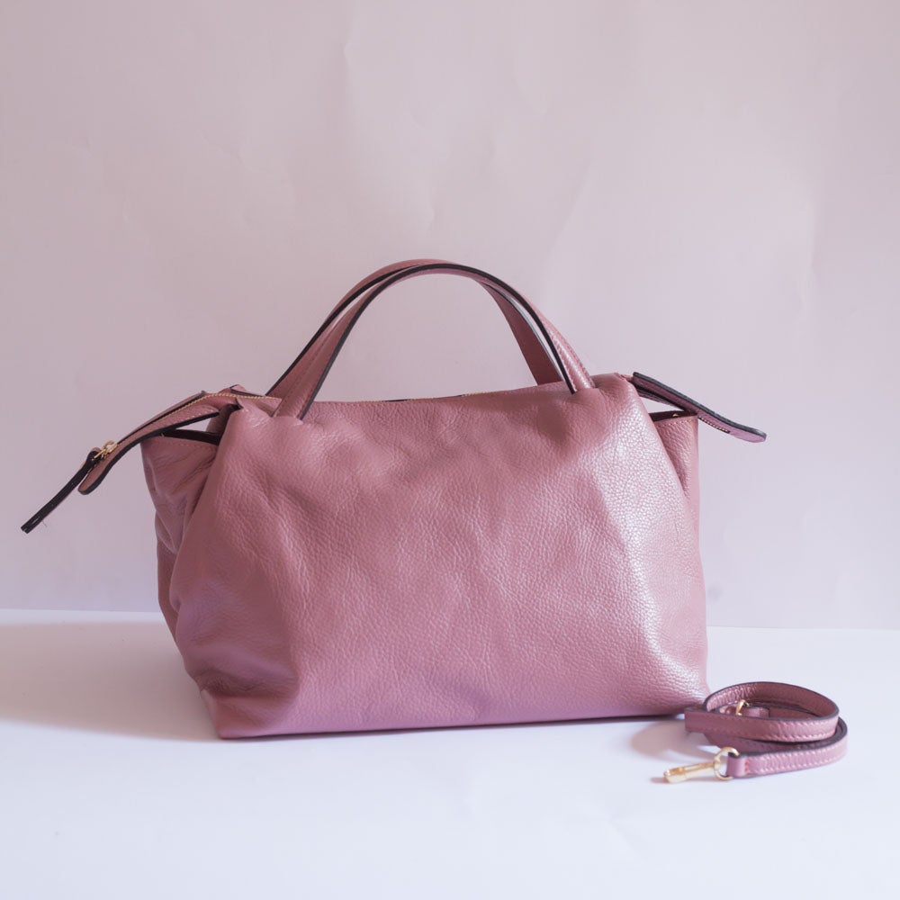 Image of DELMA BAG | Rosa antico