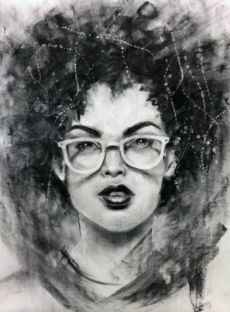 Image of Girl with Glasses