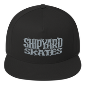 Image of Shipyard Skates Snap Back Ball Cap