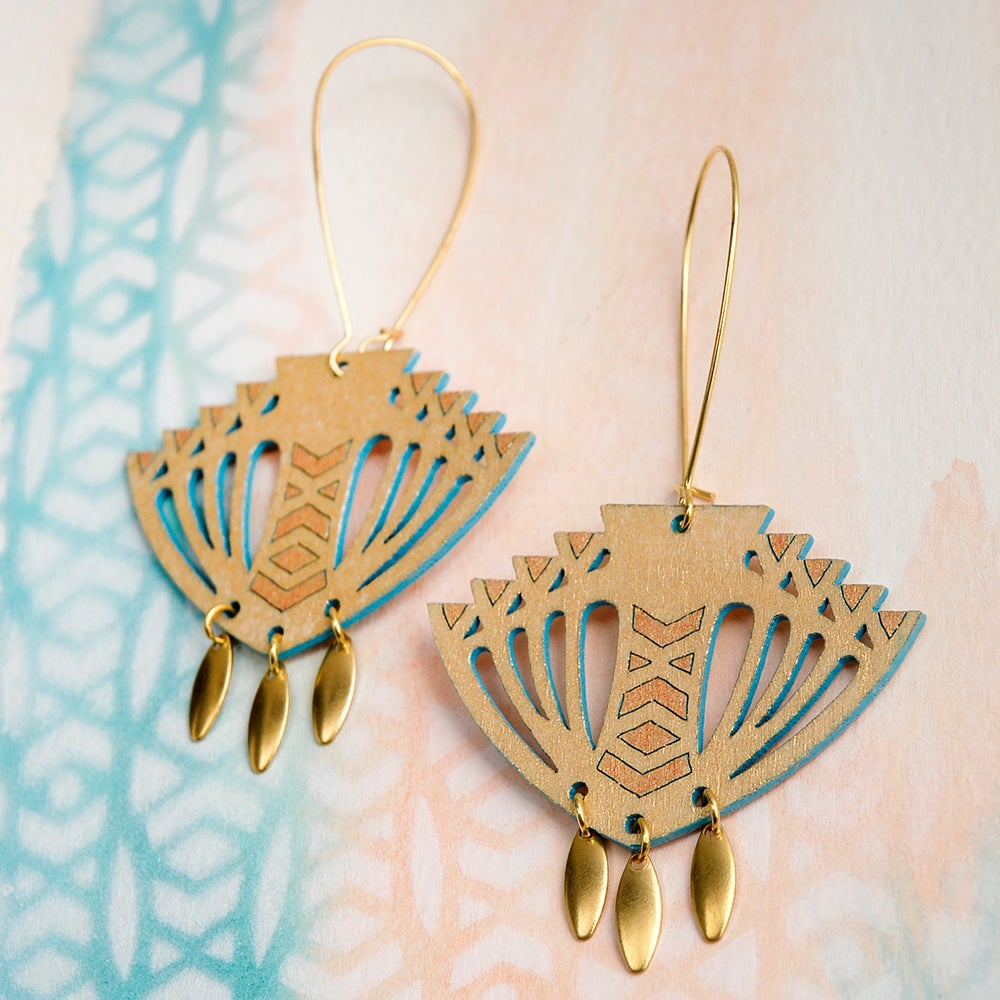 "Image of ""SAMARA"" EARRINGS"