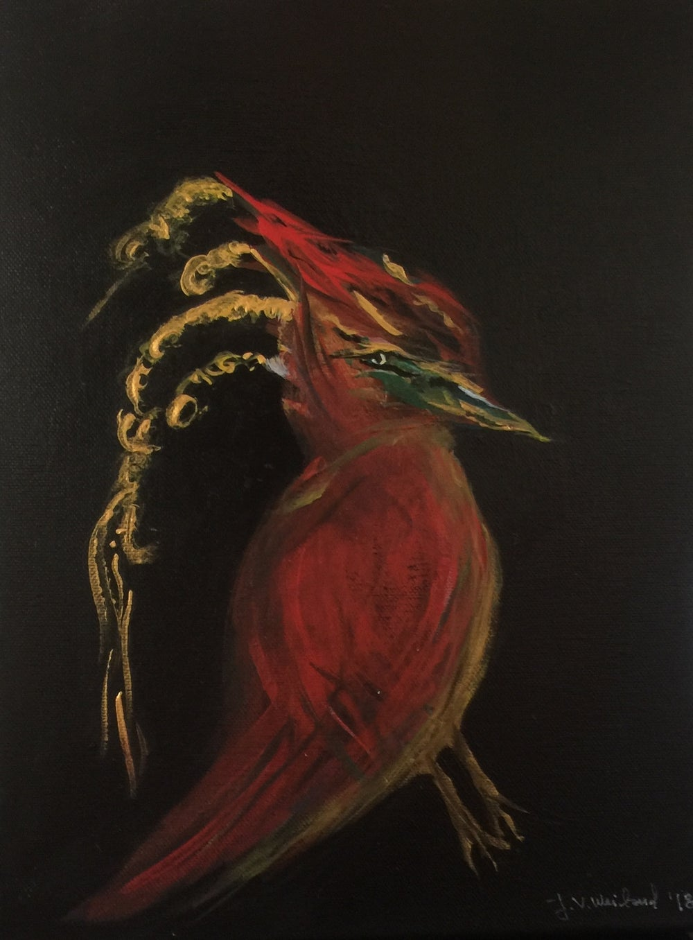 Image of vogelliebe I