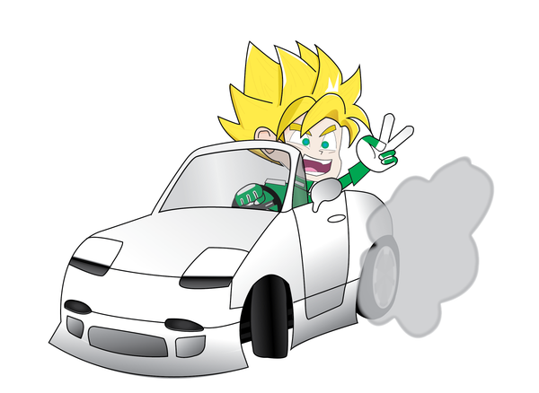Image of Roadster King Goten