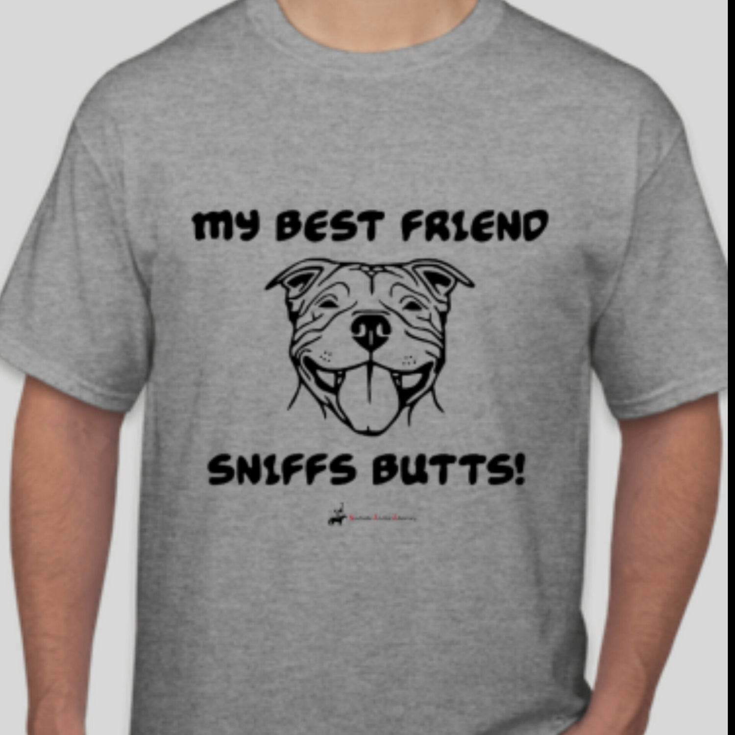 Image of MY BEST FRIEND T-SHIRT