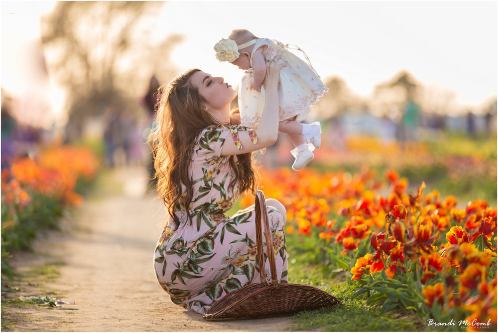 Image of TULIP FARM MINI SESSIONS