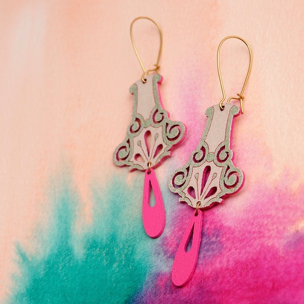 "Image of ""DALIA"" EARRINGS"