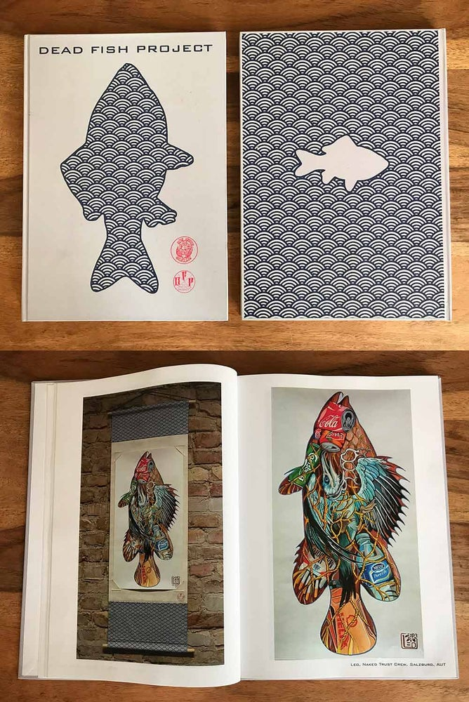 Image of Dead Fish Project catalogue