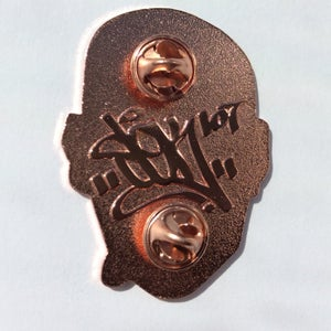 Image of It Was Written Pin