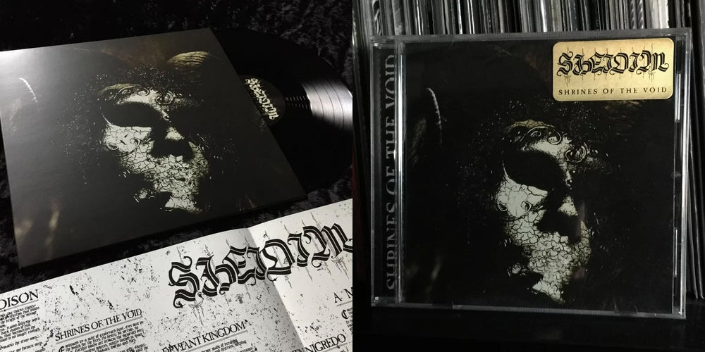 Image of Sheidim - Shrines of the Void LP / CD