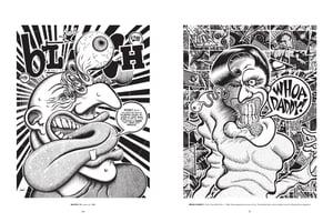 Image of VISUAL ABUSE Jim Blanchard's Graphic Art 1982-2002