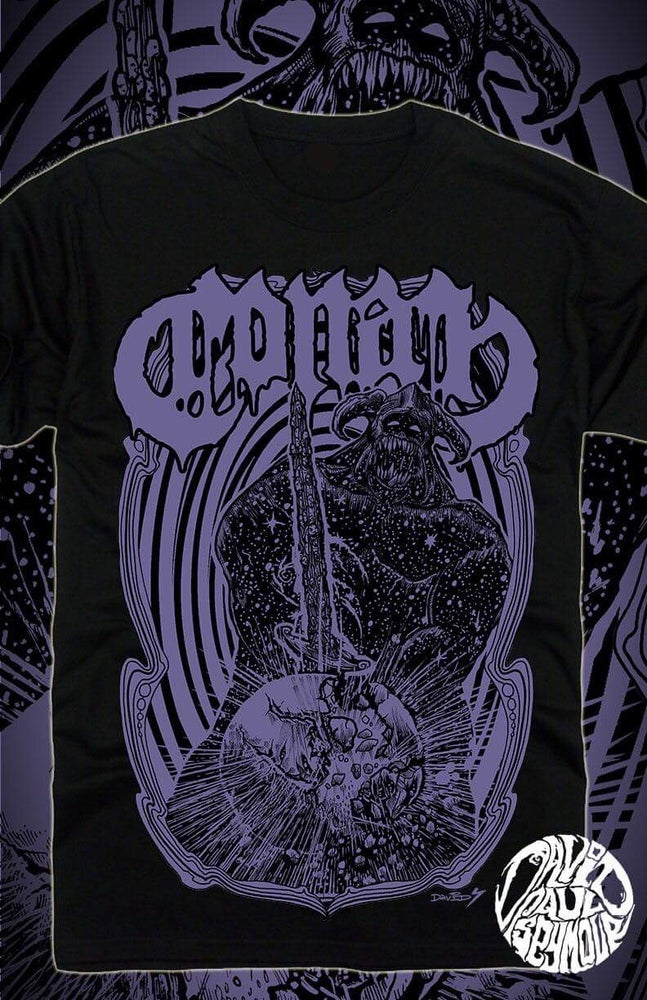 Image of Older Than Earth T shirt ***PRINTED TO ORDER***