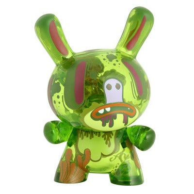 Image of Kidrobot Dunny French Series : Koa