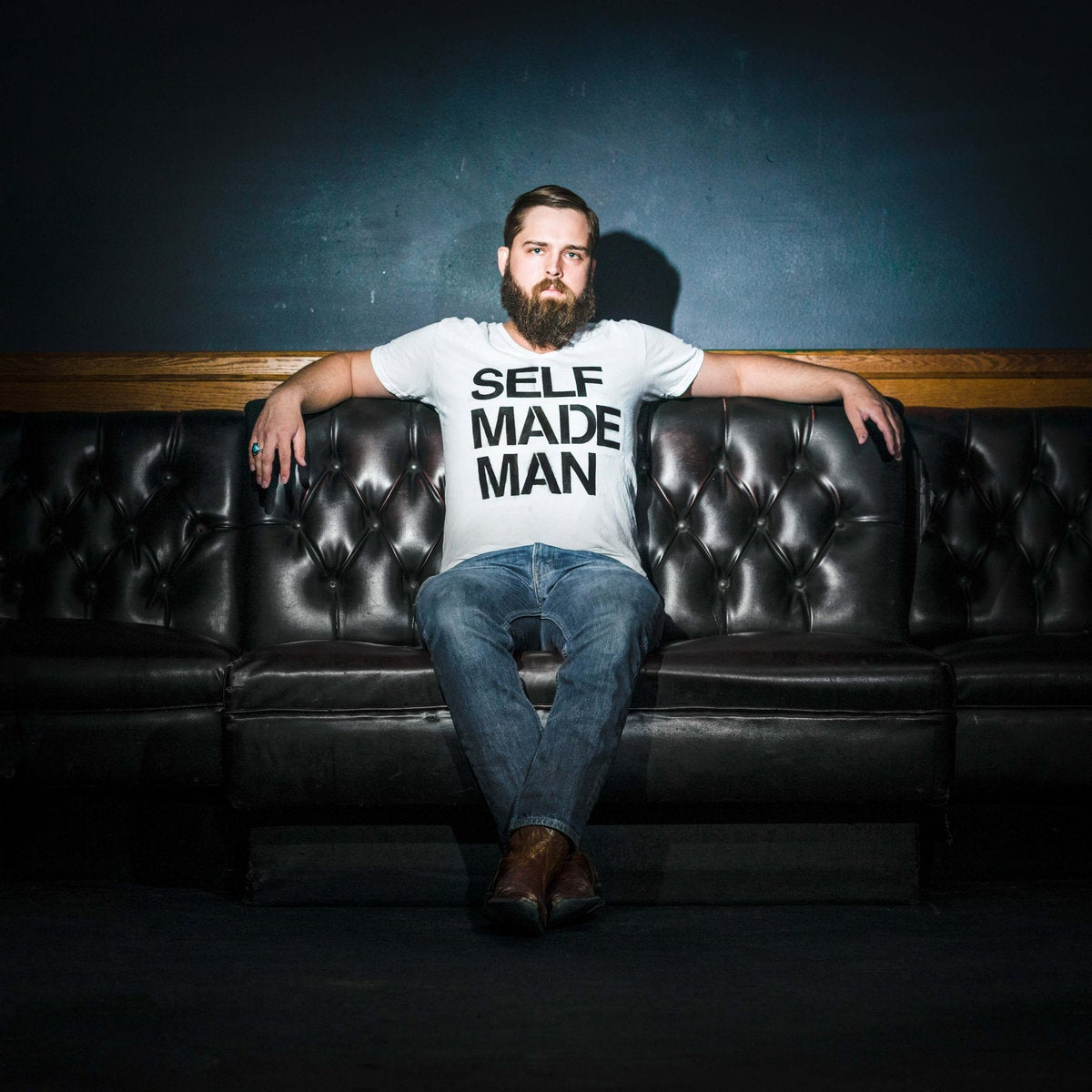 Image of Self Made Man - Vinyl LP