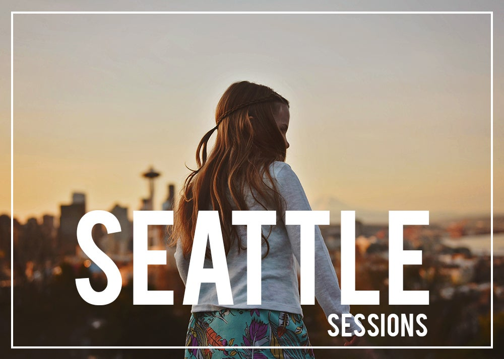 Image of SEATTLE SESSIONS >> book + deposit