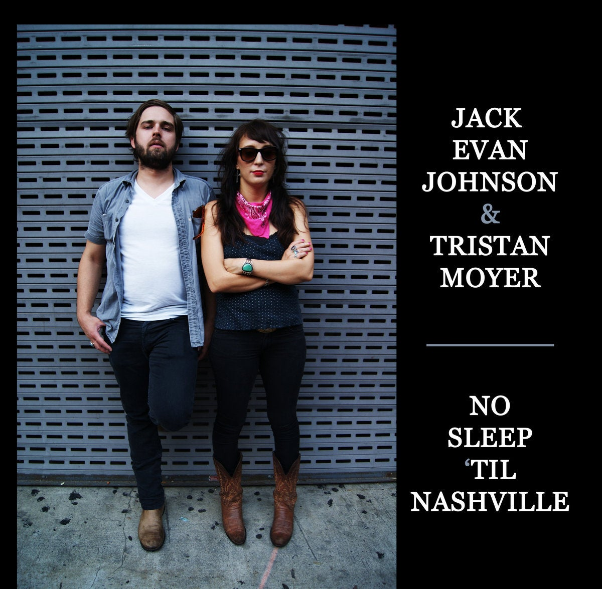 "Image of No Sleep 'Til Nashville 10"" EP"