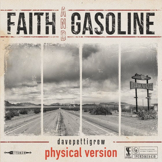 Image of Faith And Gasoline - PHYSICAL CD