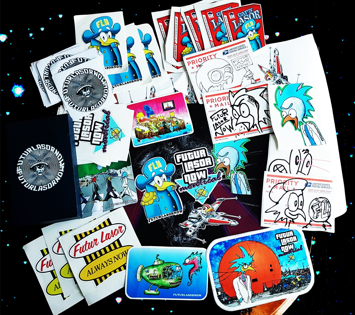 Image of Big Sticker Pack