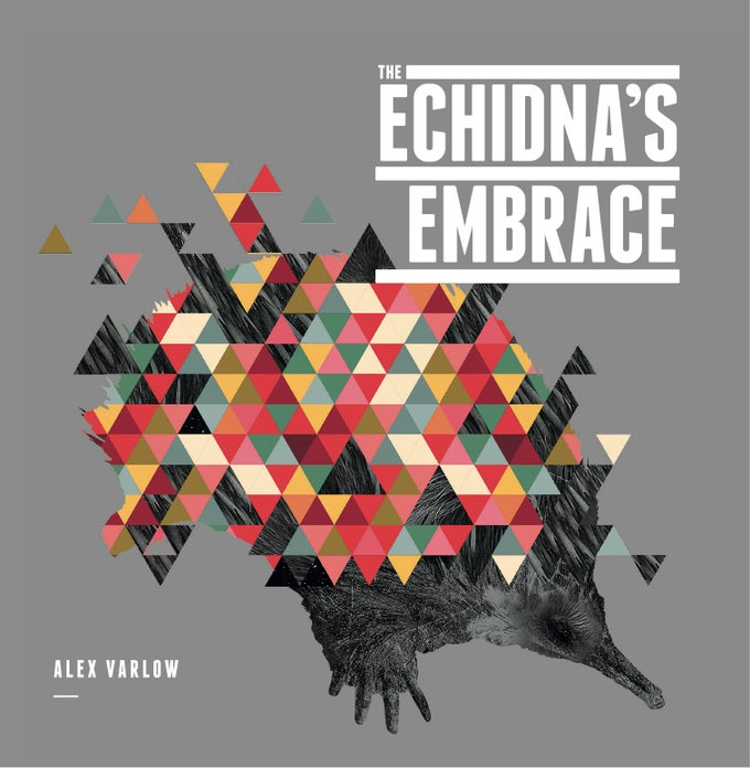 Image of THE ECHIDNA'S EMBRACE (Front Cover)