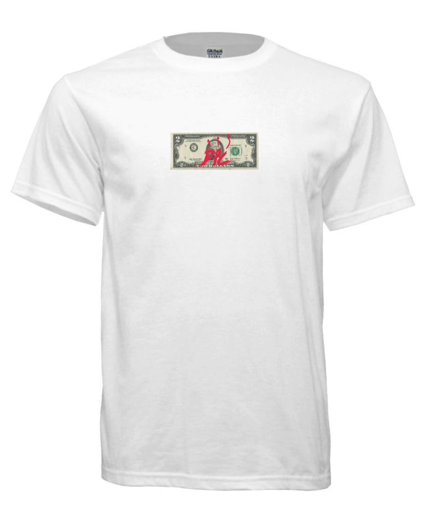 Image of $2 Bill T-Shirt