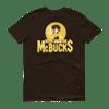 Work $marter McBuck$ Graphic T-shirt