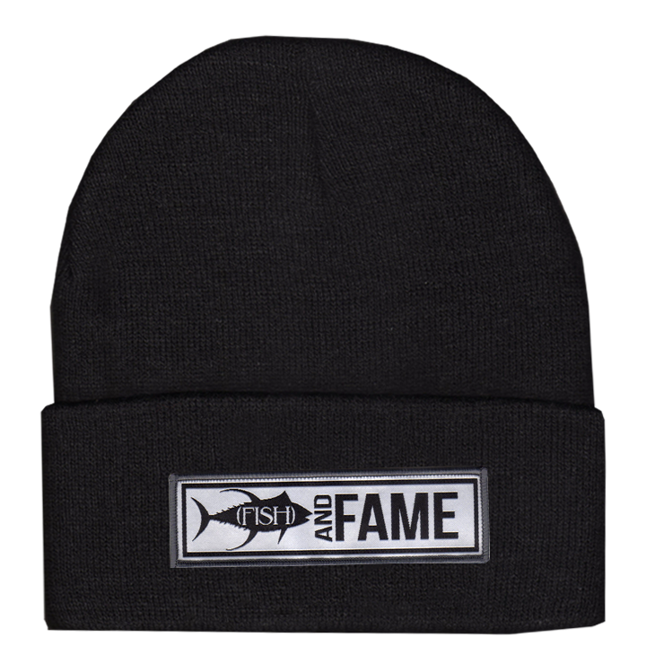 Image of Tuna - Type Patch Beanie (assorted)