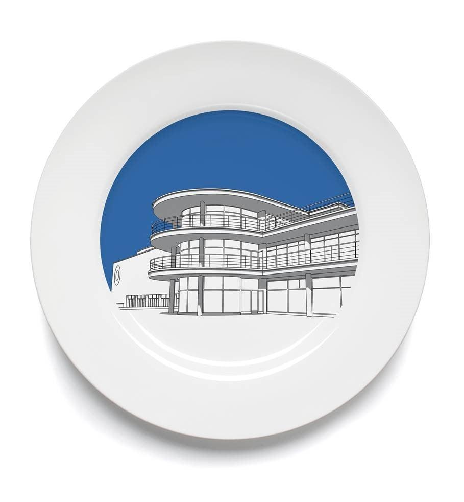 Image of De La Warr Pavilion Plate