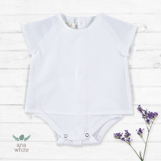 Image of Camisa Body Ana White (32.50€)