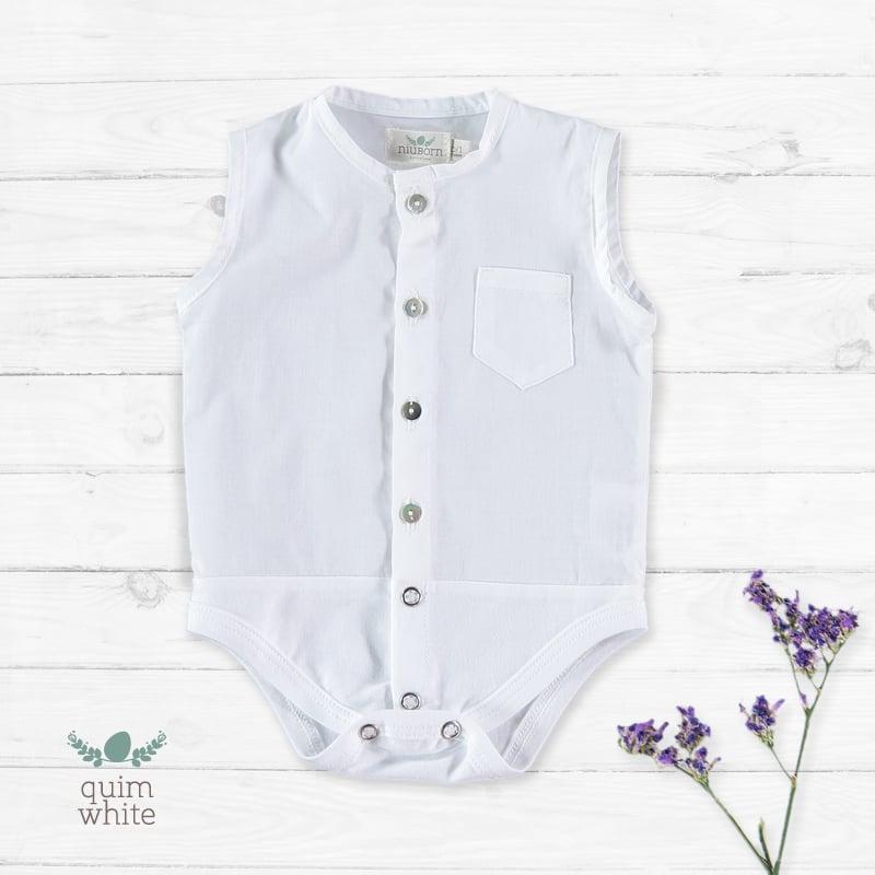 Image of Camisa Body Quim White