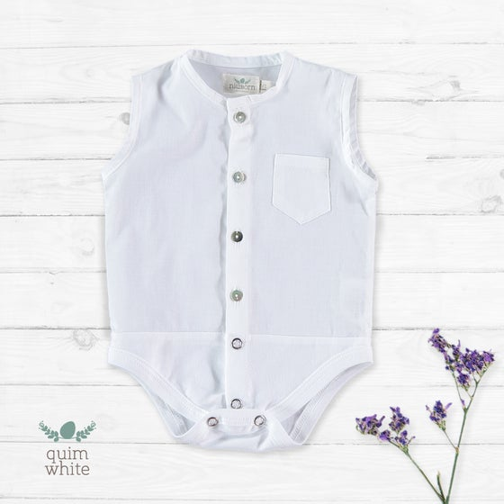 Image of Camisa Body Quim White (32.50€)