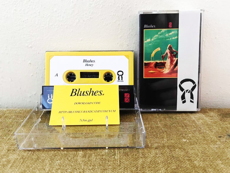 Image of 'Honey' Single Cassette *VERY LIMITED QUANTITY*