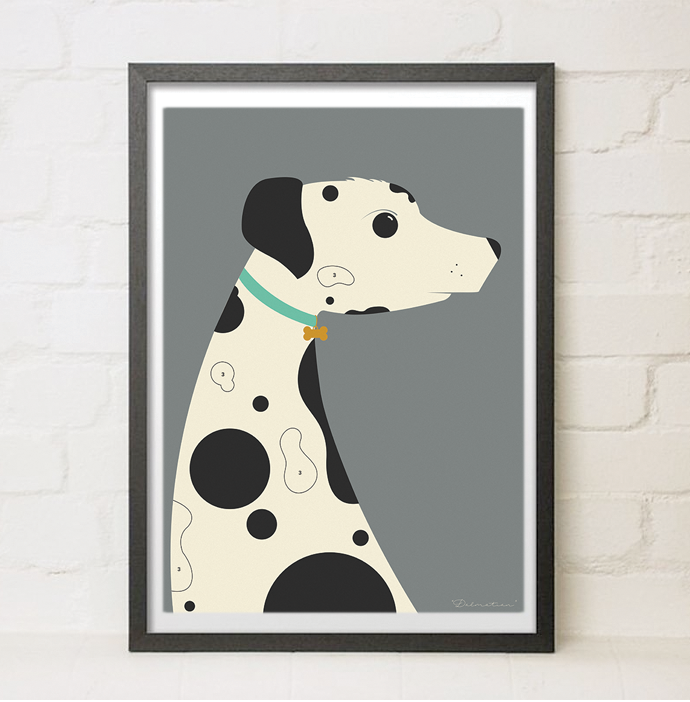 Image of Different Breed - Dalmatian