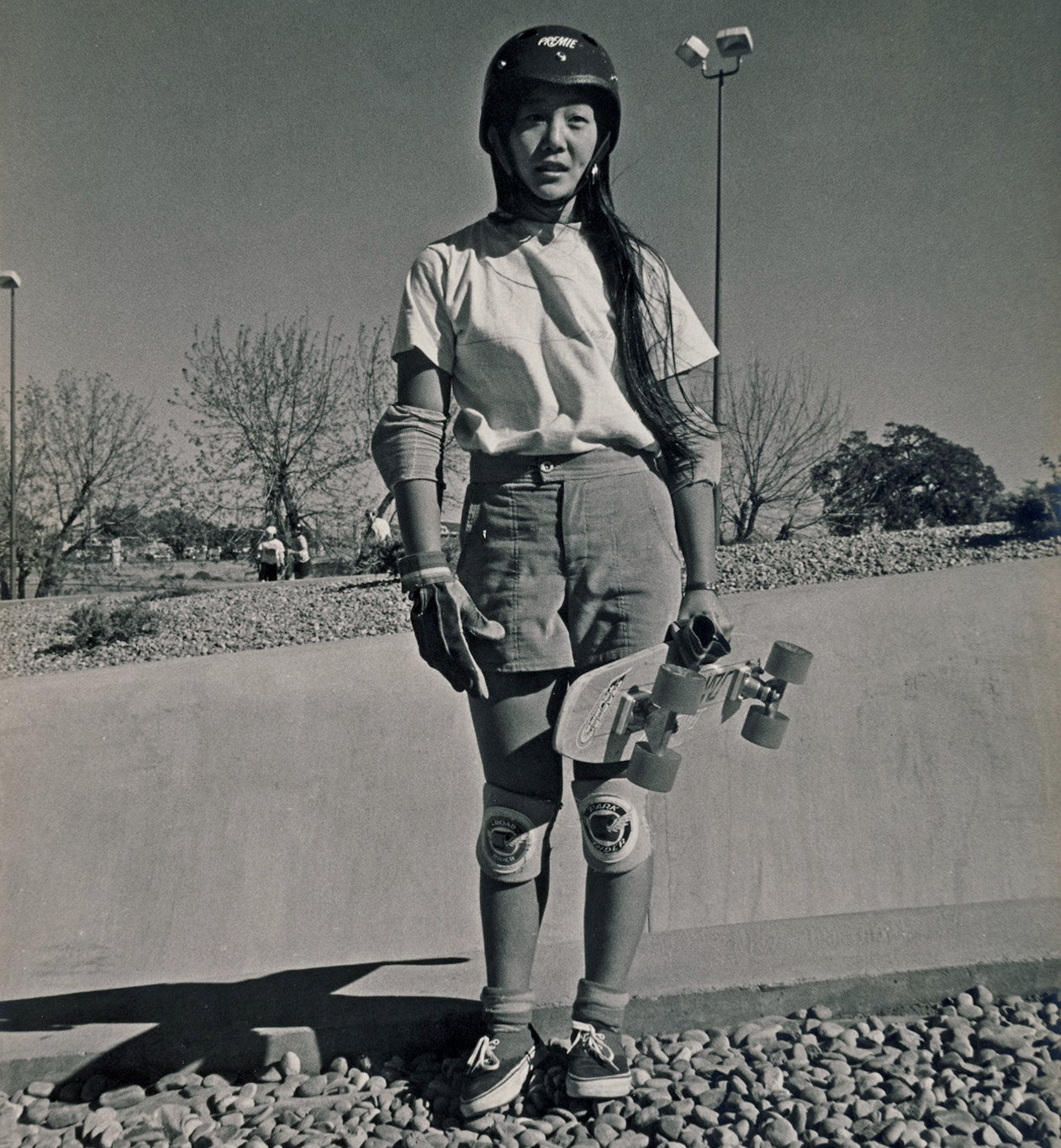 Image of Skater Girl