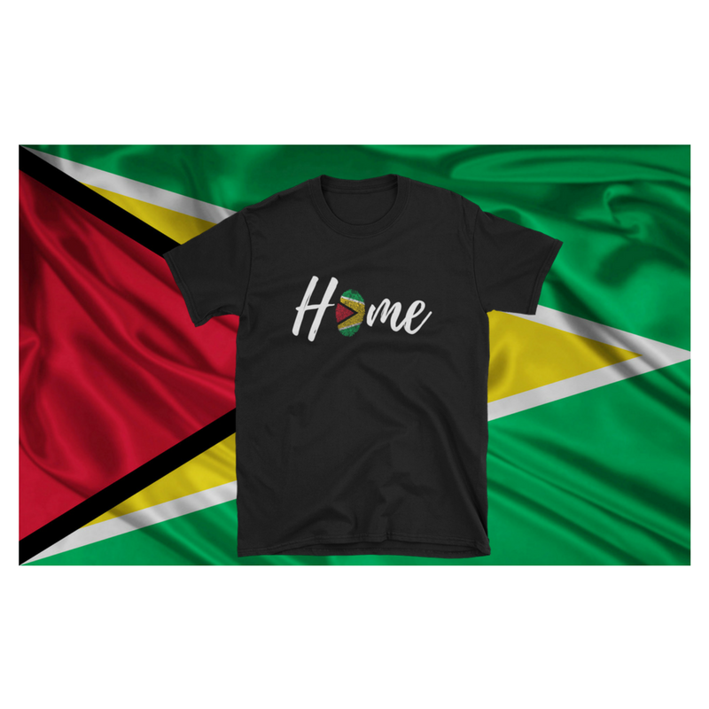 """Image of 'HOME"""" Is Always In My DNA T-Shirts (UNI)"""