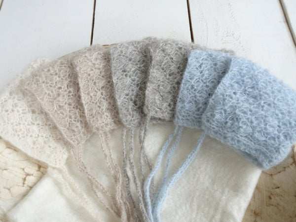 Image of Brushed Alpaca Soft Bonnet