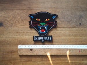 """Image of """"BLACK PANTHER Patch"""""""
