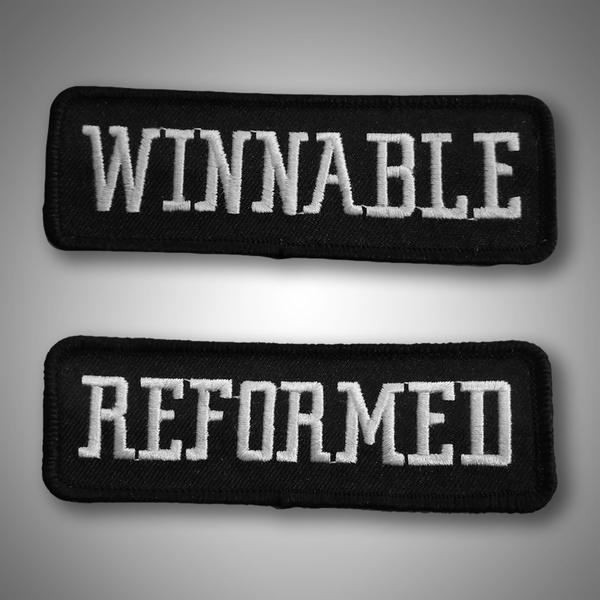 Image of Reformed + Winnable Patches