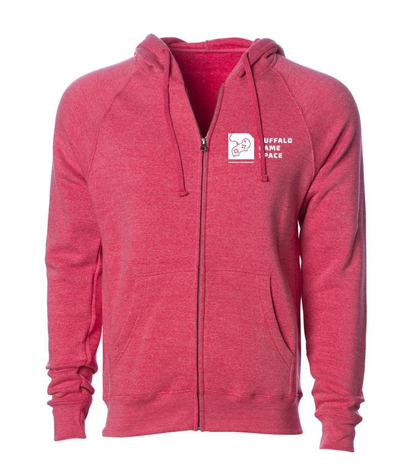 Image of BGS Hoodie - Unisex Special Blend Zip
