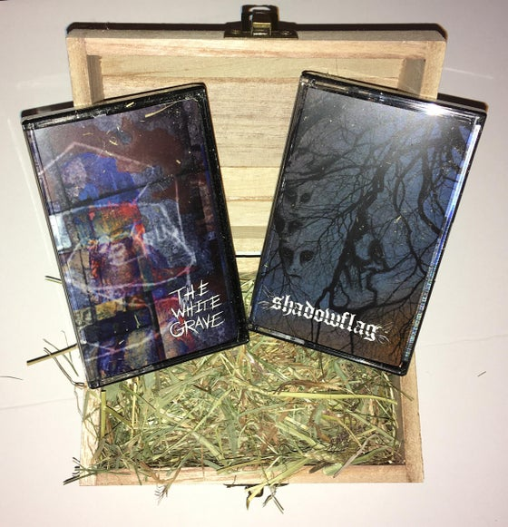 Image of Two album cassette BOX SET