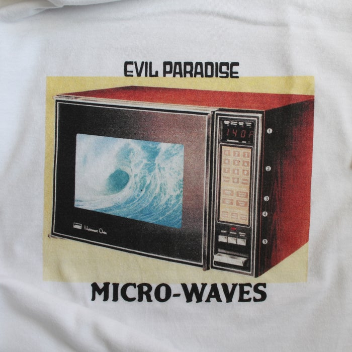 Image of MICRO-WAVES TEE