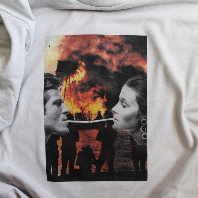 Image of BURNING TEE