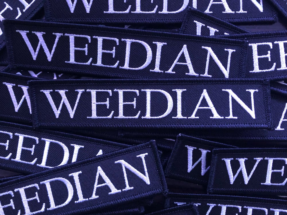 Image of WEEDIAN Patch