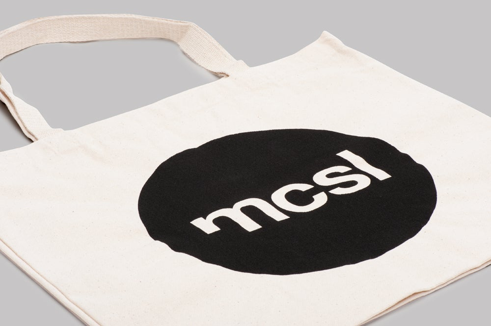 Image of microCastle 'Vuit' Tote Bag Natural