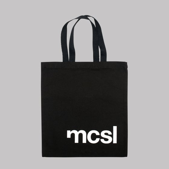Image of microCastle 'Triad' Tote Bag Black