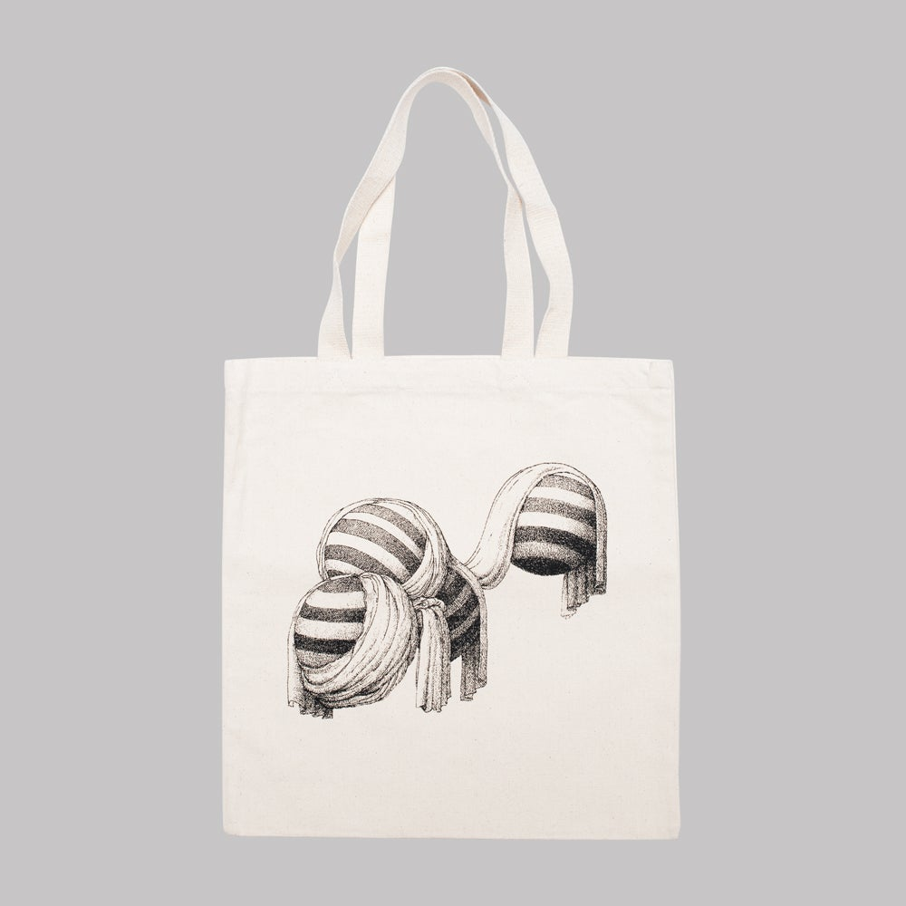 Image of microCastle Pluto Tote Bag Natural