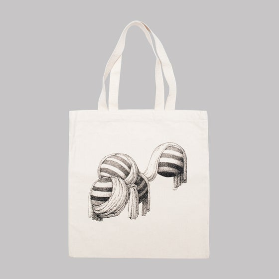 Image of microCastle 'Pluto' Tote Bag Natural