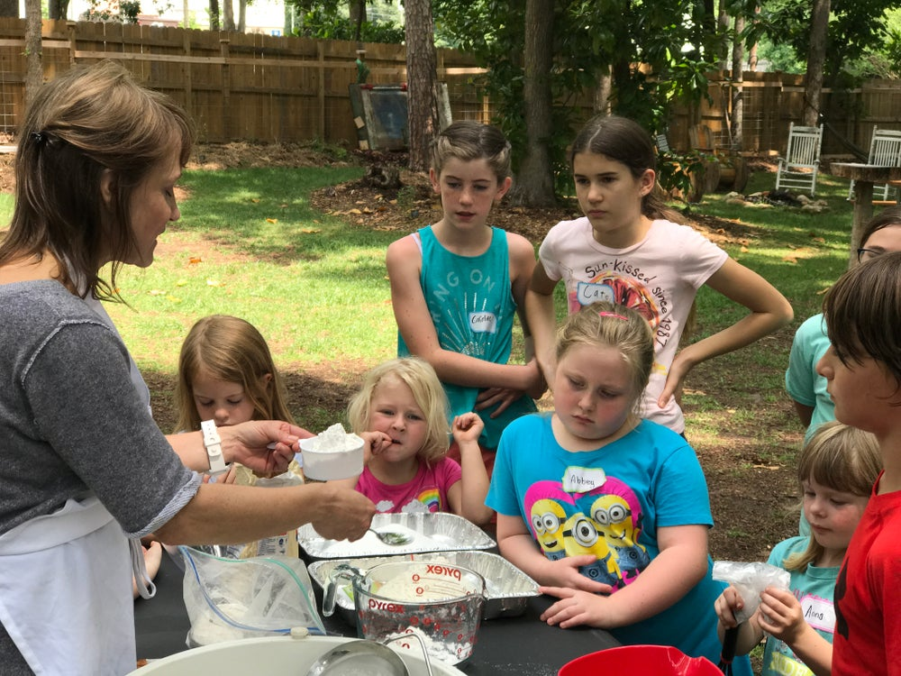 Image of Kid's Camp Gardening & Cooking