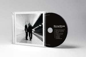 Image of Miles & Erica - We Came Here To Work - CD