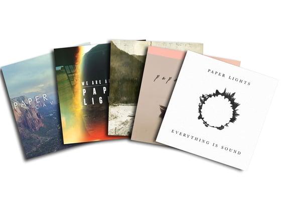 Image of 5 CD Bundle