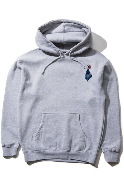 Image of Heather Grey Hood Certified Hoodie