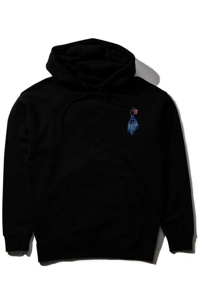 Image of Black Hood Certified Hoodie