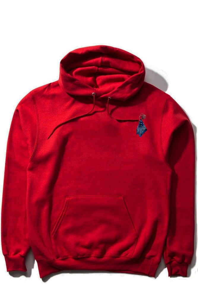 Image of Red Hood Certified Hoodie